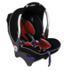 Klippan Dinofix Black & Dark Red