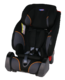 Klippan Triofix Recline Black Orange